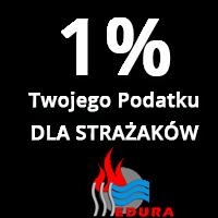 Przekaż 1% dla STRAŻAKÓW